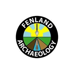 fenland archaology logo